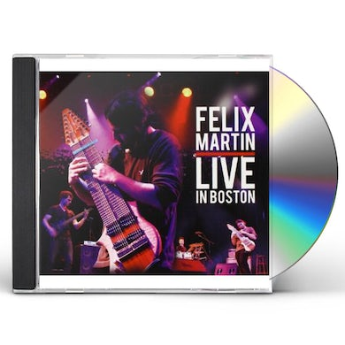 Felix Martin LIVE IN BOSTON CD
