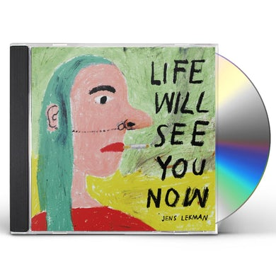 Jens Lekman LIFE WILL SEE YOU NOW CD