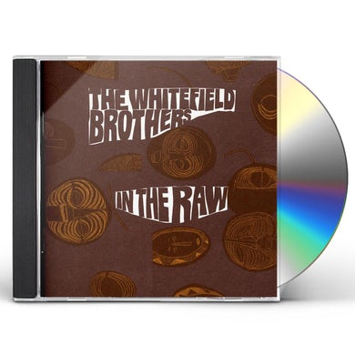 Whitefield Brothers IN RAW CD