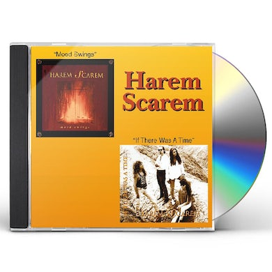Harem Scarem MOOD SWINGS / IF THERE WAS A TIME CD