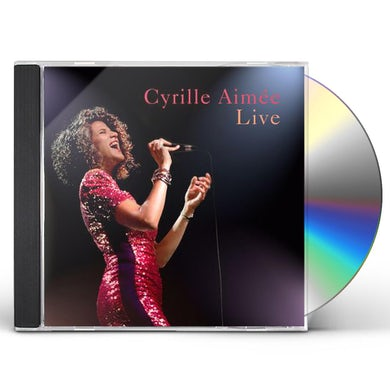Cyrille Aimee LIVE CD