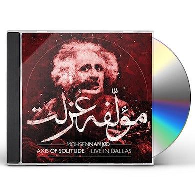 Mohsen Namjoo AXIS OF SOLITUDE (LIVE) CD