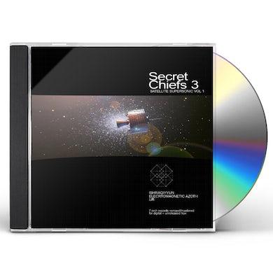 SATELLITE SUPERSONIC 1 CD