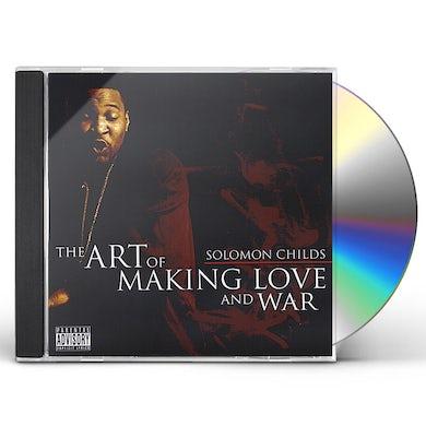 ART OF MAKING LOVE AND WAR CD