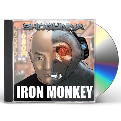 Shogunna IRON MONKEY CD