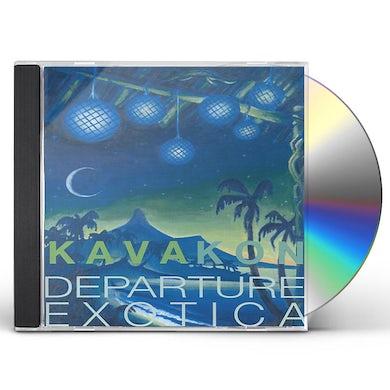 Kava Kon DEPARTURE EXOTICA CD
