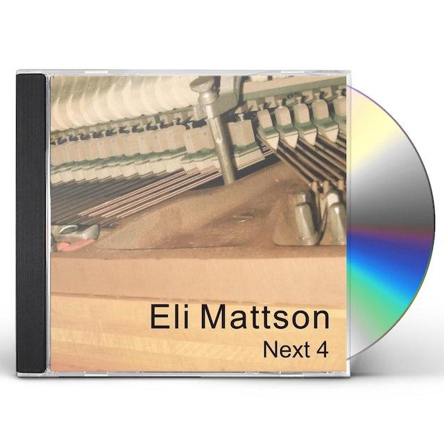 Eli Mattson NEXT 4 CD