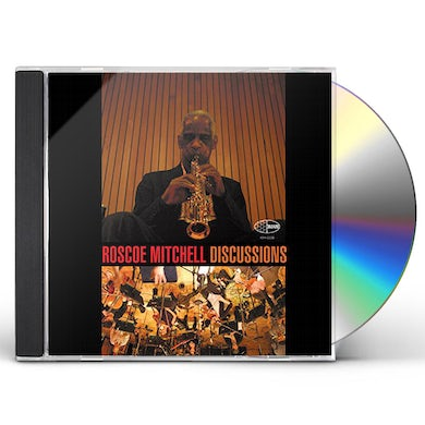 Roscoe Mitchell DISCUSSIONS ORCHESTRA CD