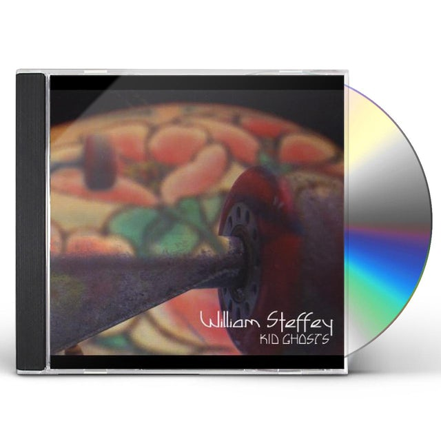 William Steffey KID GHOSTS CD