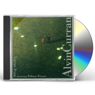 Alvin Curran THEME PARK CD