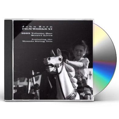 John Zorn FILMWORKS XI: UNDER THE WING CD