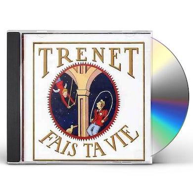 Charles Trenet FAIS TA VIE CD