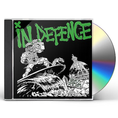 In Defence PARTY LINES & POLITICS CD