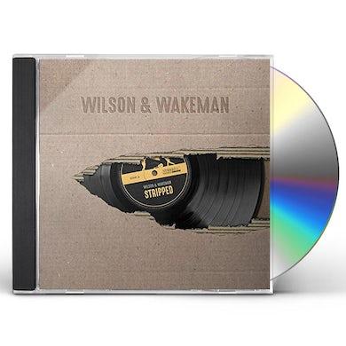 Damian Wilson / Adam Wakeman STRIPPED CD