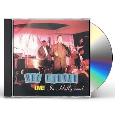 MEL CARTER LIVE IN HOLLYWOOD CD