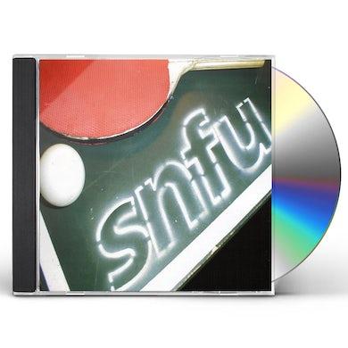 Snfu PING PONG CD