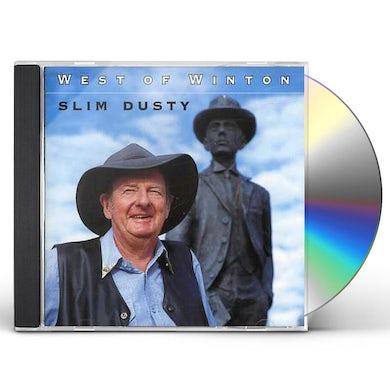 Slim Dusty WEST OF WINTON CD
