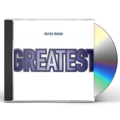 Duran Duran GREATEST CD
