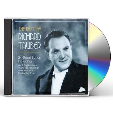 Richard Tauber VERY BEST OF CD