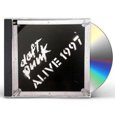 Daft Punk ALIVE 1997 CD