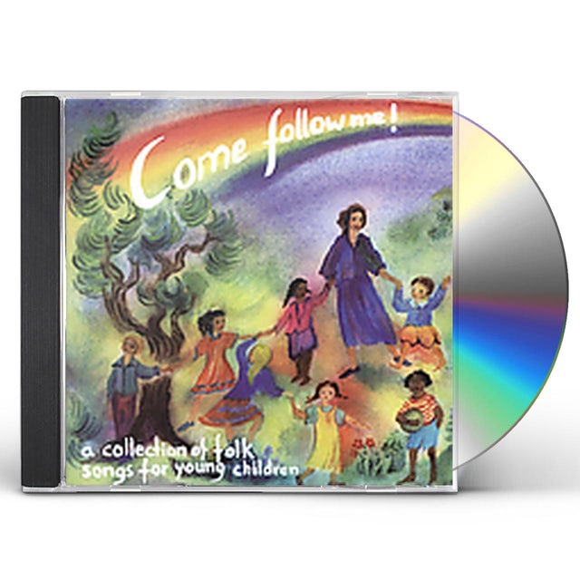 Lorraine Nelson Wolf COME FOLLOW ME CD