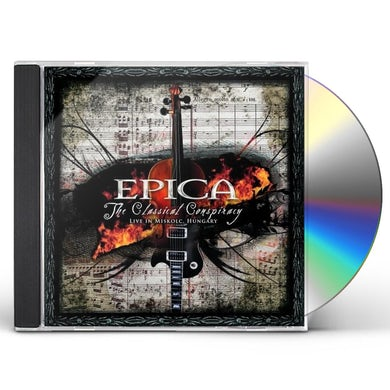 Epica CLASSICAL CONSPIRACY CD