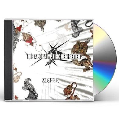 Apokalyptischen Reiter TIEFER CD