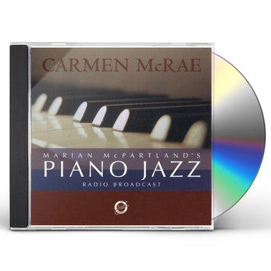 Carmen McRae MARIAN MCPARTLAND'S PIANO JAZZ CD