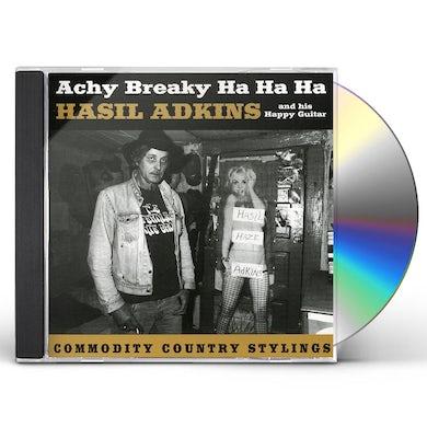 Hasil Adkins ACHY BREAKY HA HA HA CD
