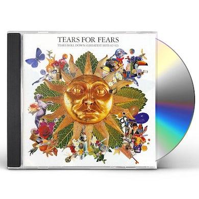 Tears For Fears TEARS ROLL DOWN: G.H. 82-92 CD