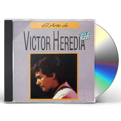 Victor Heredia ARTE DE CD