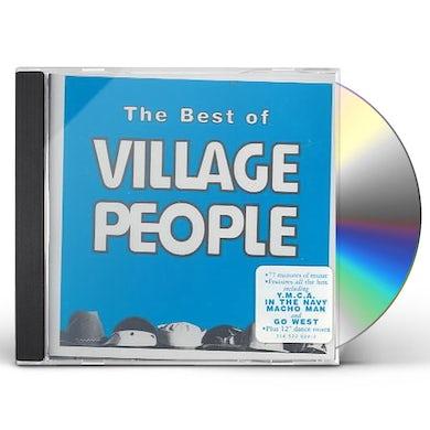 Village People BEST OF CD