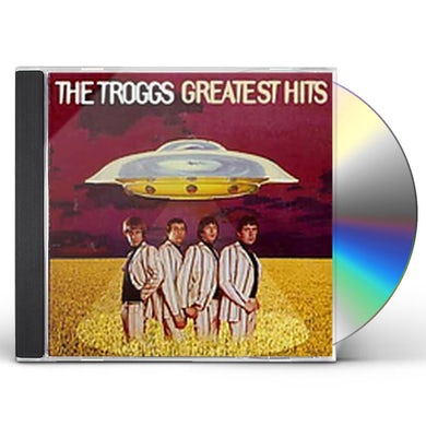 Troggs GREATEST HITS CD