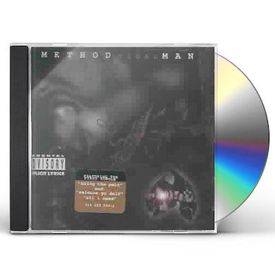 Method Man TICAL CD