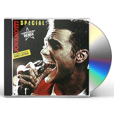 Jovanotti SPECIAL REMIXES CD