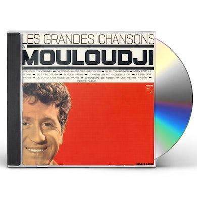Mouloudji GRANDES CHANSONS CD