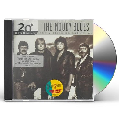 The Moody Blues 20TH CENTURY MASTERS CD