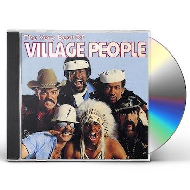 Village People VERY BEST OF CD