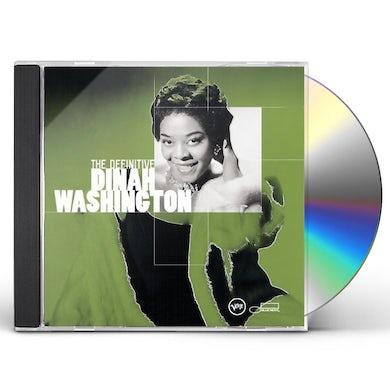 DEFINITIVE DINAH WASHINGTON CD