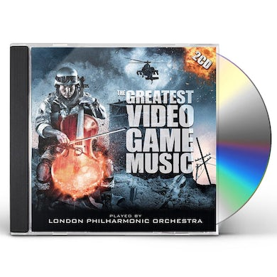 London Philharmonic Orchestra GREATEST VIDEO GAME MUSIC CD