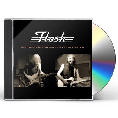 Flash FEATURING RAY BENNETT & COLIN CARTER CD