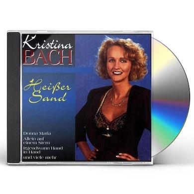 Kristina Bach HEIBER SAND CD
