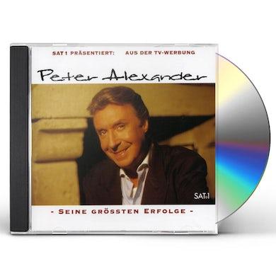 SAT 1 PRASENTIERT: PETER ALEXANDER SEINE CD