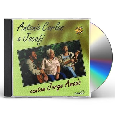 Antonio Carlos & Jocafi CANTAM JORGE AMADO CD