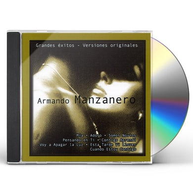 Armando Manzanero GRANDES EXITOS CD
