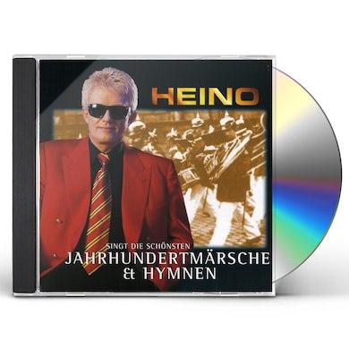 SINGT DIE SCHONSTEN JAHRHUNDERTMARSCHE & CD
