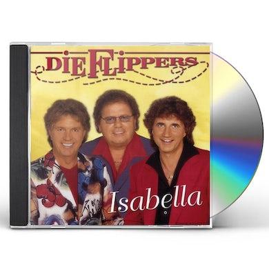 Die Flippers ISABELLA CD