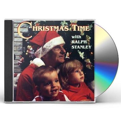 Ralph Stanley CHRISTMASTIME CD