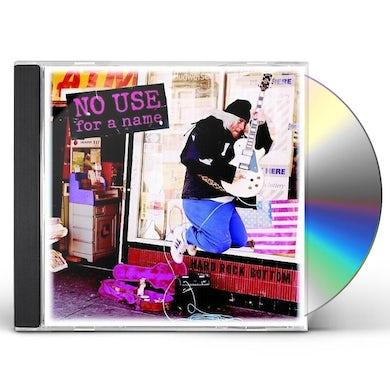 No Use For A Name HARD ROCK BOTTOM CD