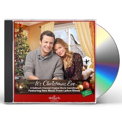 LeAnn Rimes IT'S CHRISTMAS EVE CD
